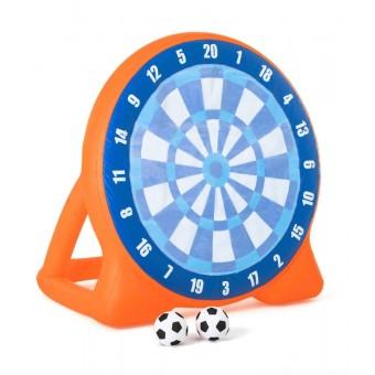 All Star Kickball oppusteligt Fodbold Dartskive 1.57m x 1.07m x 1.57m