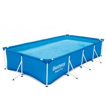 Bestway Steel Pro Frame Pool 400 x 211 x 81 cm