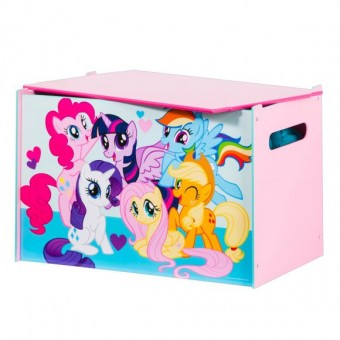My Little Pony Legetøjs Box