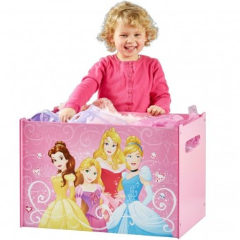 Disney Prinsesse Legetøjs Box