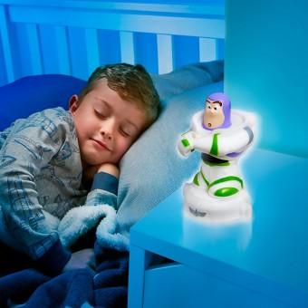 Toy Story 2i1 Natlampe og lygte