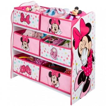 Minnie Mouse Træ Reol v2