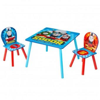 Thomas Tog bord med stole