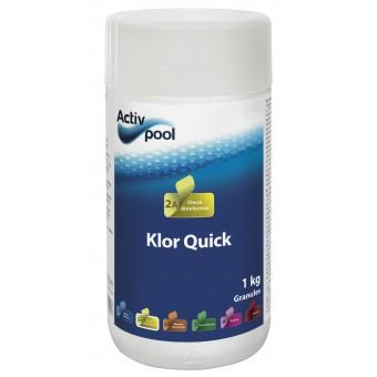 ActivPool Klor Quick - hurtigklor granulat 1kg
