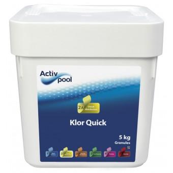 ActivPool Klor Quick - hurtigklor granulat 5kg