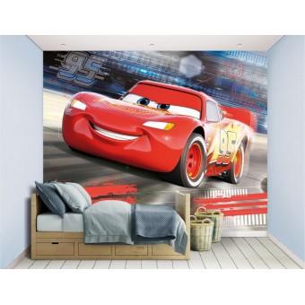 Disney Biler / Cars tapet 243 x 305 cm
