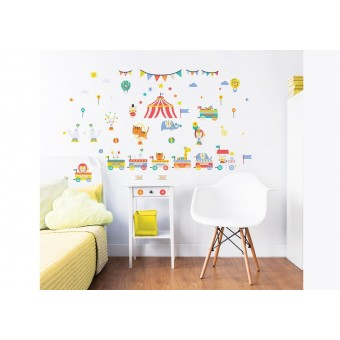 Cirkus Wallstickers
