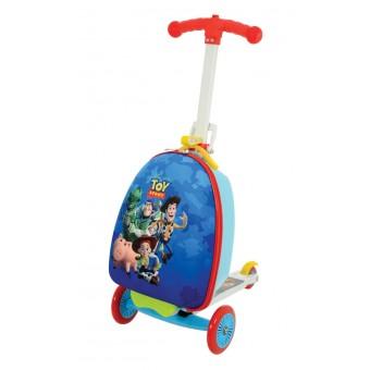 Toy Story 3-i-1 Løbehjul og Kuffert