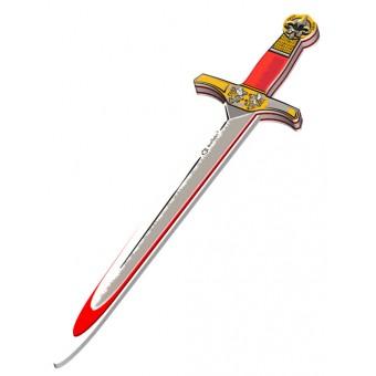Løve skum sværd