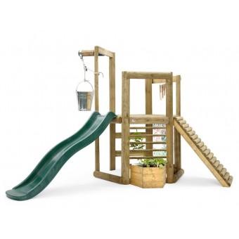 Plum Discovery Woodland Træhus til børn