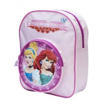Disney Prinsesse Børne Rygsæk med forlomme