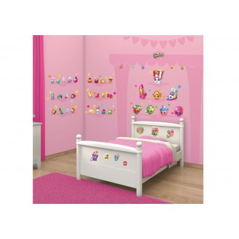 Shopkins Wallstickers