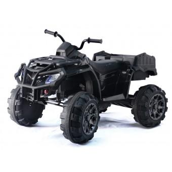 EL ATV XL til børn 12V, Sort