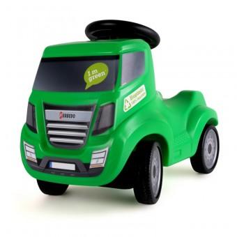 Ferbedo Gåbil Lastbil BIO Grøn