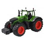 Fjernstyrede traktor