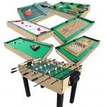 Multi og mini spilleborde i høj kvalitet til lave priser
