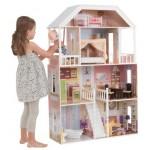 Dukkehuse og dukkemøbler til børn
