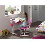 Hæve/sænke skrivebord til børn