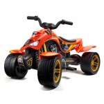 ATV med pedaler