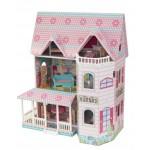 Dukkehuse Med Møbler i Høj Kvalitet Til Børn